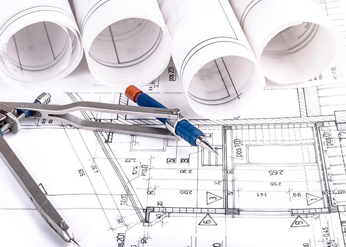 Mise en valeur architecte