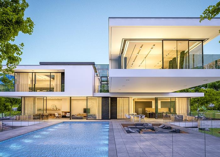 Architecture écologique à Genève